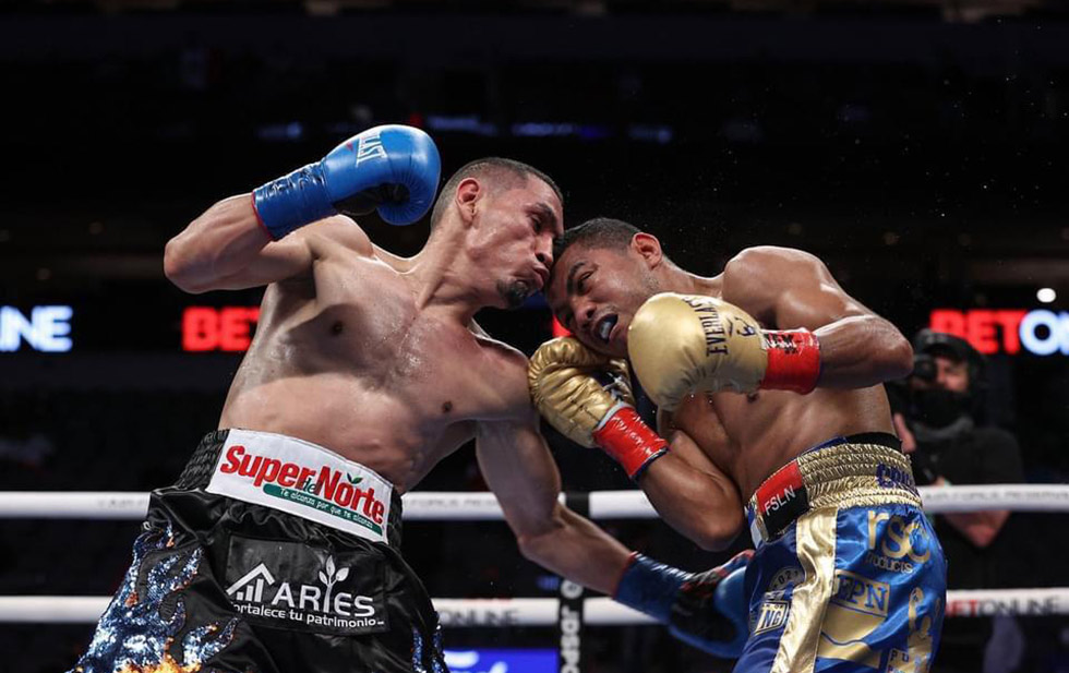 Juan Francisco Estrada wins 'Boxing' against 'Chocolatito' Román González