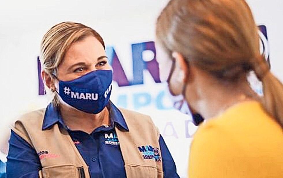 Ofrece Maru carreteras para la región de NCG   El Diario