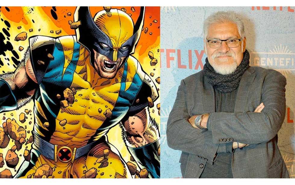 ¡Habrá nuevo X-Men con pasado juarense!, Joaquín Cosío será Wolverine