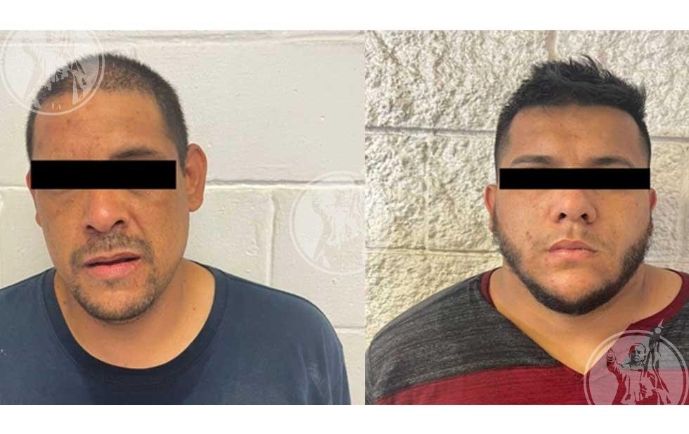 Presenta Policía municipal a los presuntos sicarios del hombre de Parajes del Sur