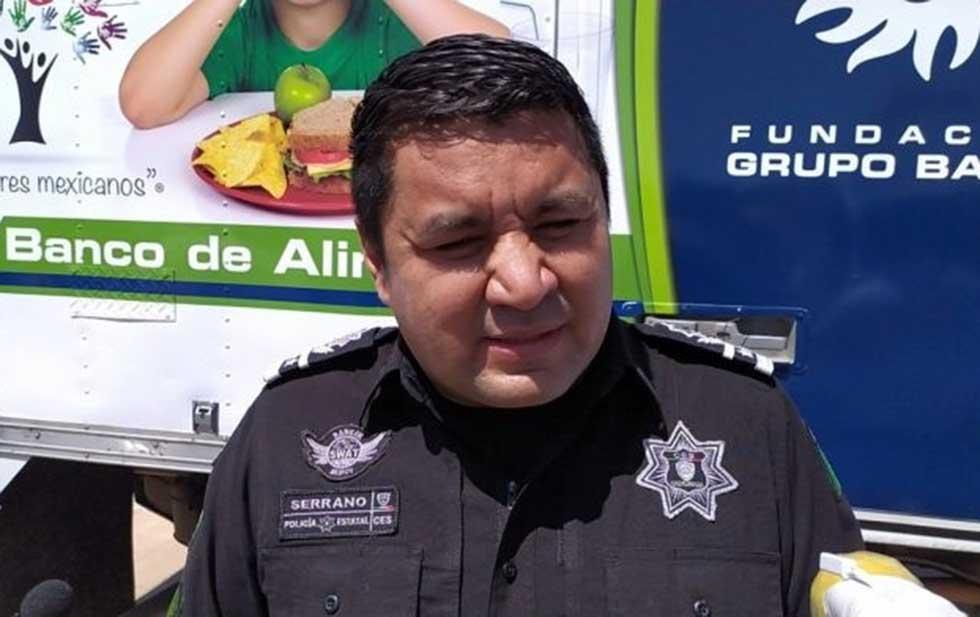 Versión: Detienen a exjefe de la Policía Ministerial, Álvaro Serrano