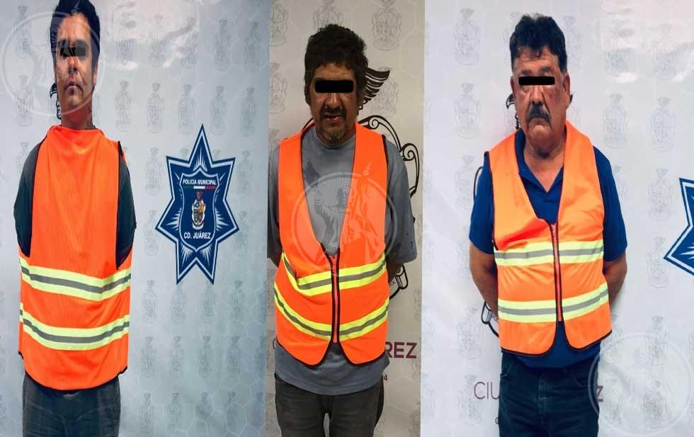 Arrestan a tres por abuso sexual; dos de las víctimas son niños