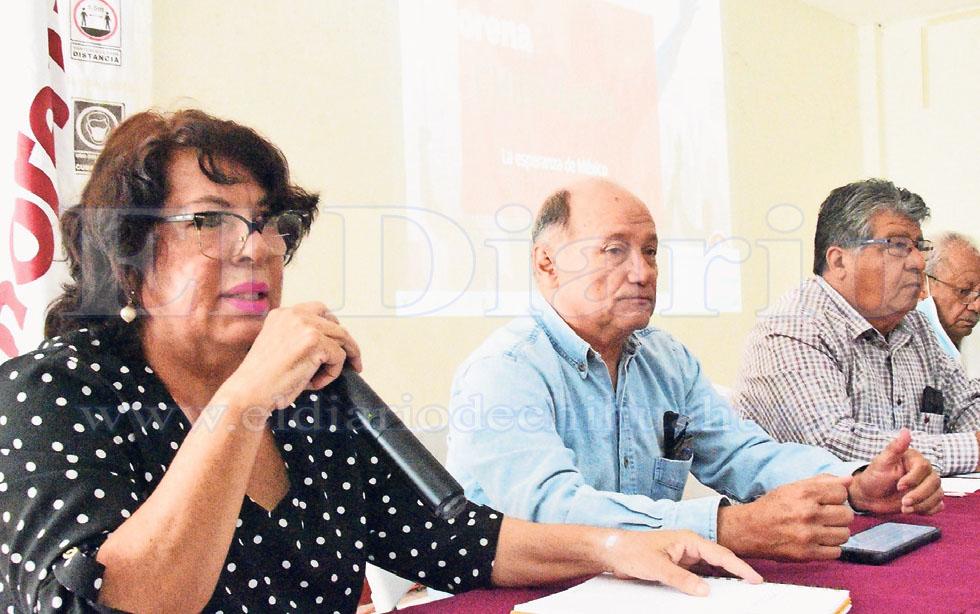 Urgen a 'poner alto' al presidente de Morena nacional