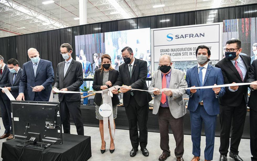 Inauguran nueva maquiladora que generará 600 empleos directos
