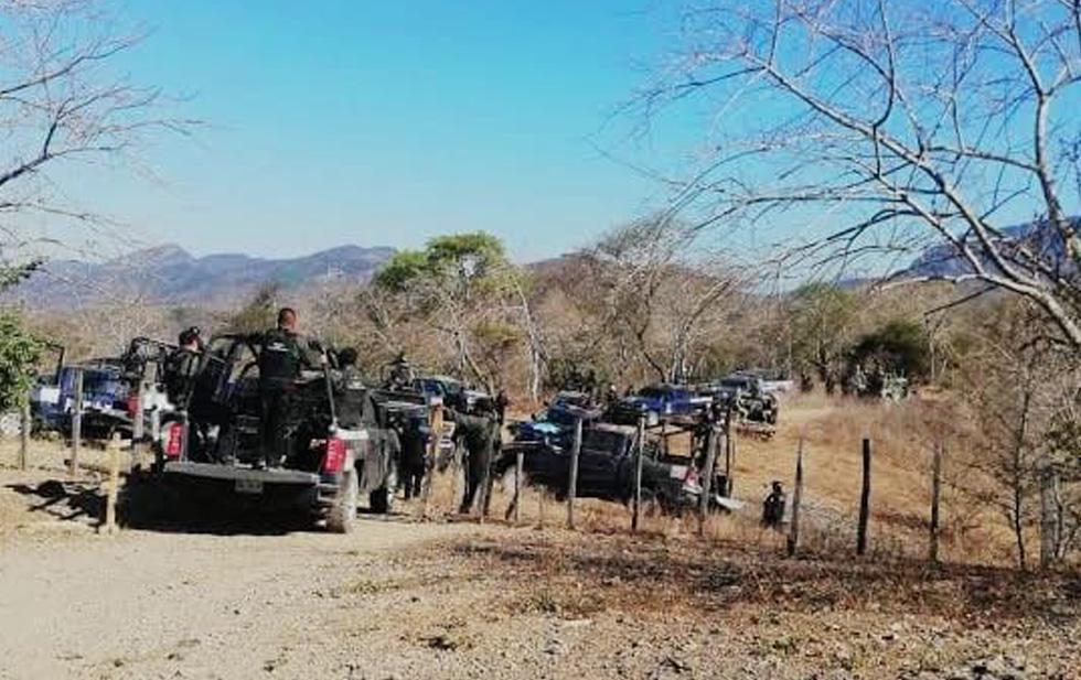 Reportan enfrentamiento en Guadalupe y Calvo; habría 18 muertos