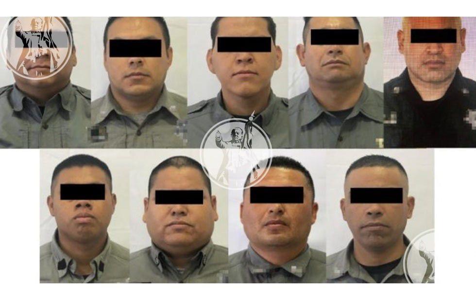 Salen libres estatales acusados de robo y abuso de autoridad